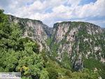 Vikos kloof vanaf Agia Paraskevi bij Monodendri - Zagori Epirus - Foto van De Griekse Gids