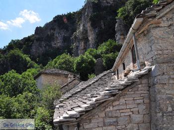 Agia Paraskevi klooster Vikos kloof foto 3 - Zagori Epirus - Foto van De Griekse Gids
