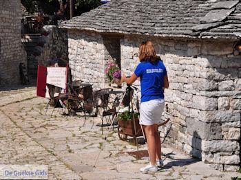 Filmen in Monodendri - Zagori Epirus - Foto van De Griekse Gids