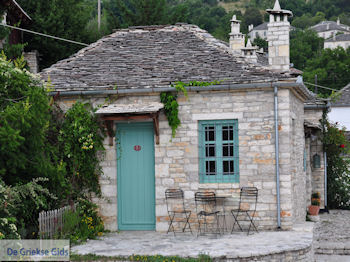 Het mooie traditionele dorp Ano Pedina foto18 - Zagori Epirus - Foto van De Griekse Gids
