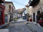 Geplaveid straatje Karyes Athos | Athos gebied Chalkidiki | Griekenland - Foto van De Griekse Gids