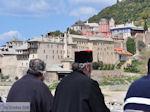De Heilige Klooster Xenofontos Athos foto 8   Athos gebied Chalkidiki   Griekenland - Foto van De Griekse Gids
