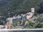 De Heilige Klooster Dochiariou Athos foto 1   Athos gebied Chalkidiki   Griekenland - Foto van De Griekse Gids