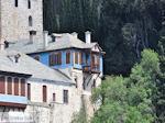 De Heilige Klooster Dochiariou Athos foto 3 | Athos gebied Chalkidiki | Griekenland - Foto van De Griekse Gids