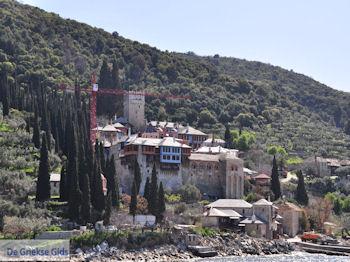 De Heilige Berg Athos foto 37 | Athos gebied Chalkidiki | Griekenland - Foto van De Griekse Gids
