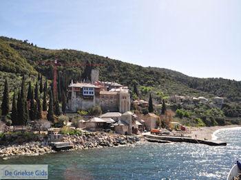 De Heilige Berg Athos foto 38   Athos gebied Chalkidiki   Griekenland - Foto van De Griekse Gids