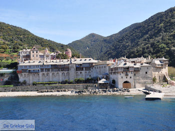 De Heilige Berg Athos foto 50 | Athos gebied Chalkidiki | Griekenland - Foto van De Griekse Gids