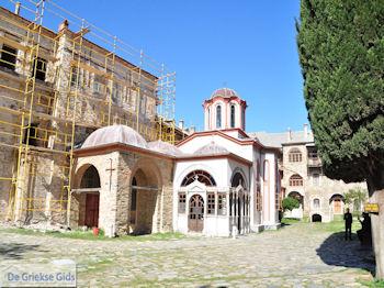 Iviron Klooster Athos foto 21 | Athos gebied Chalkidiki | Griekenland - Foto van De Griekse Gids